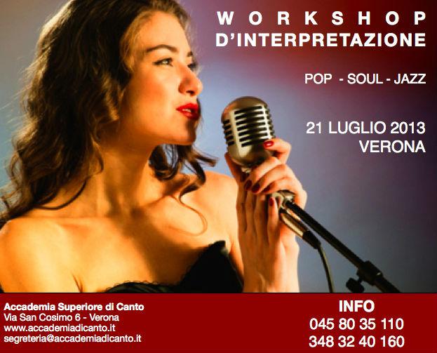 workshop d'interpretazione